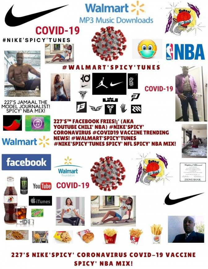 FDA Approved Spicy' NBA, Yale COVID 19 Testing!
