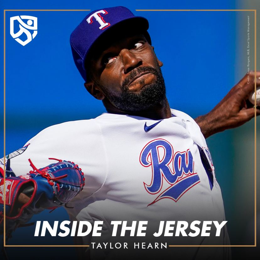 Inside The Jersey Featuring Taylor Hearn