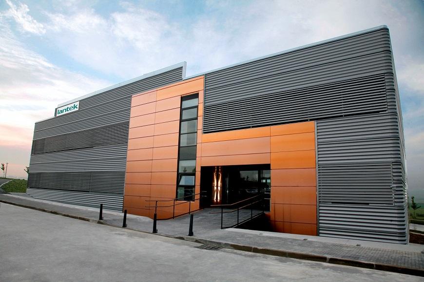 Lantek Global Headquarters, Miñano (Álava) Spain