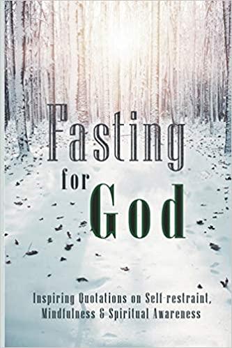 Fasting for God
