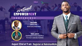 Empowerment Conference Gen Z August 2020