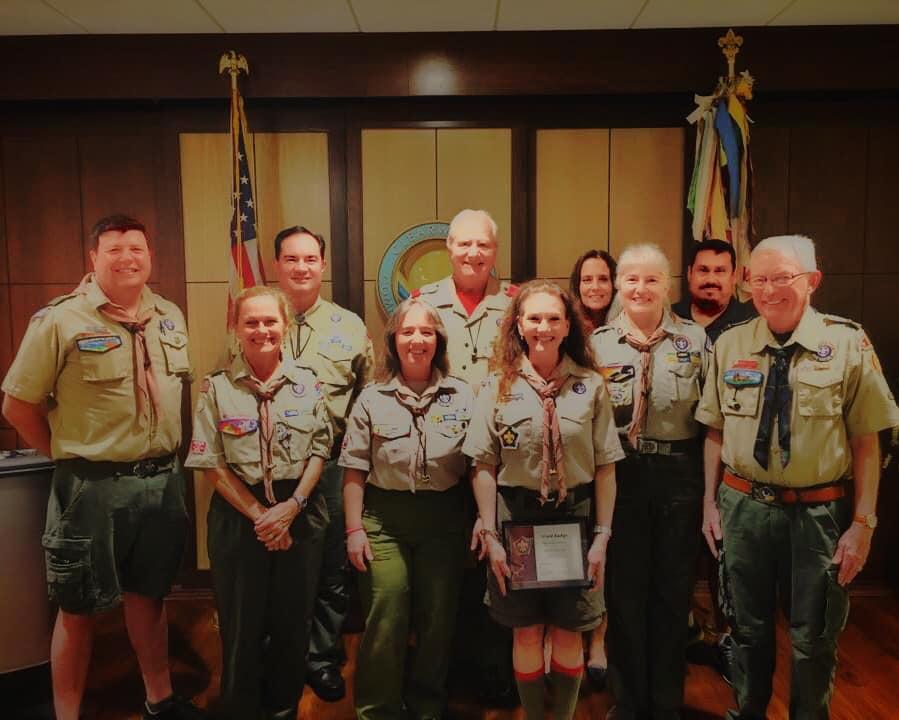 Wood Badge Troop 313