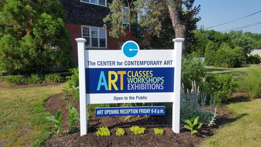 The Center for Contemporary Art