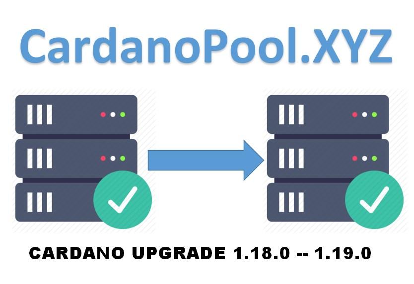 Flawless Cardano Upgrade