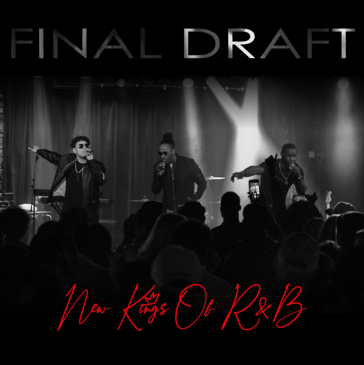 Final Draft New Kings Of R&B Cover Art