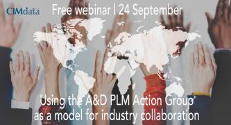 CIMdata webinar on industry collaboration