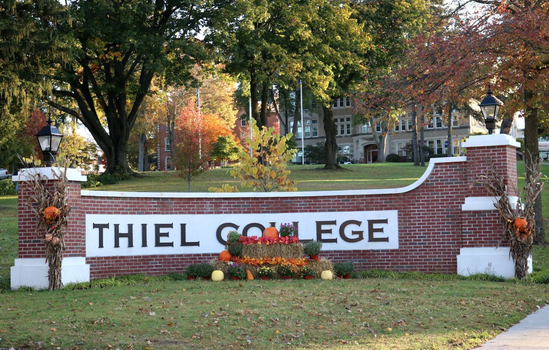 Thiel College rated as a top regional college.