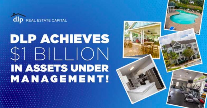 Congratulations to Client DLP Real Estate Capital