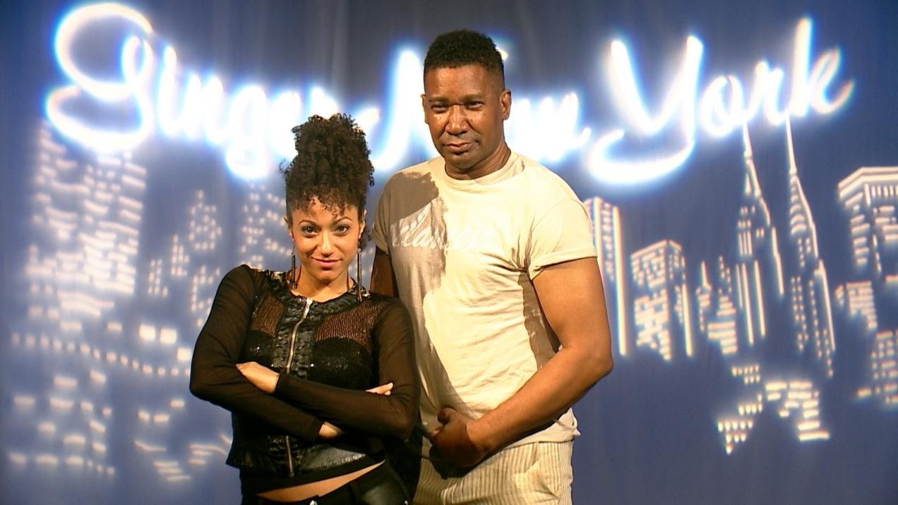 Princess Lockerooo and Tyrone Proctor