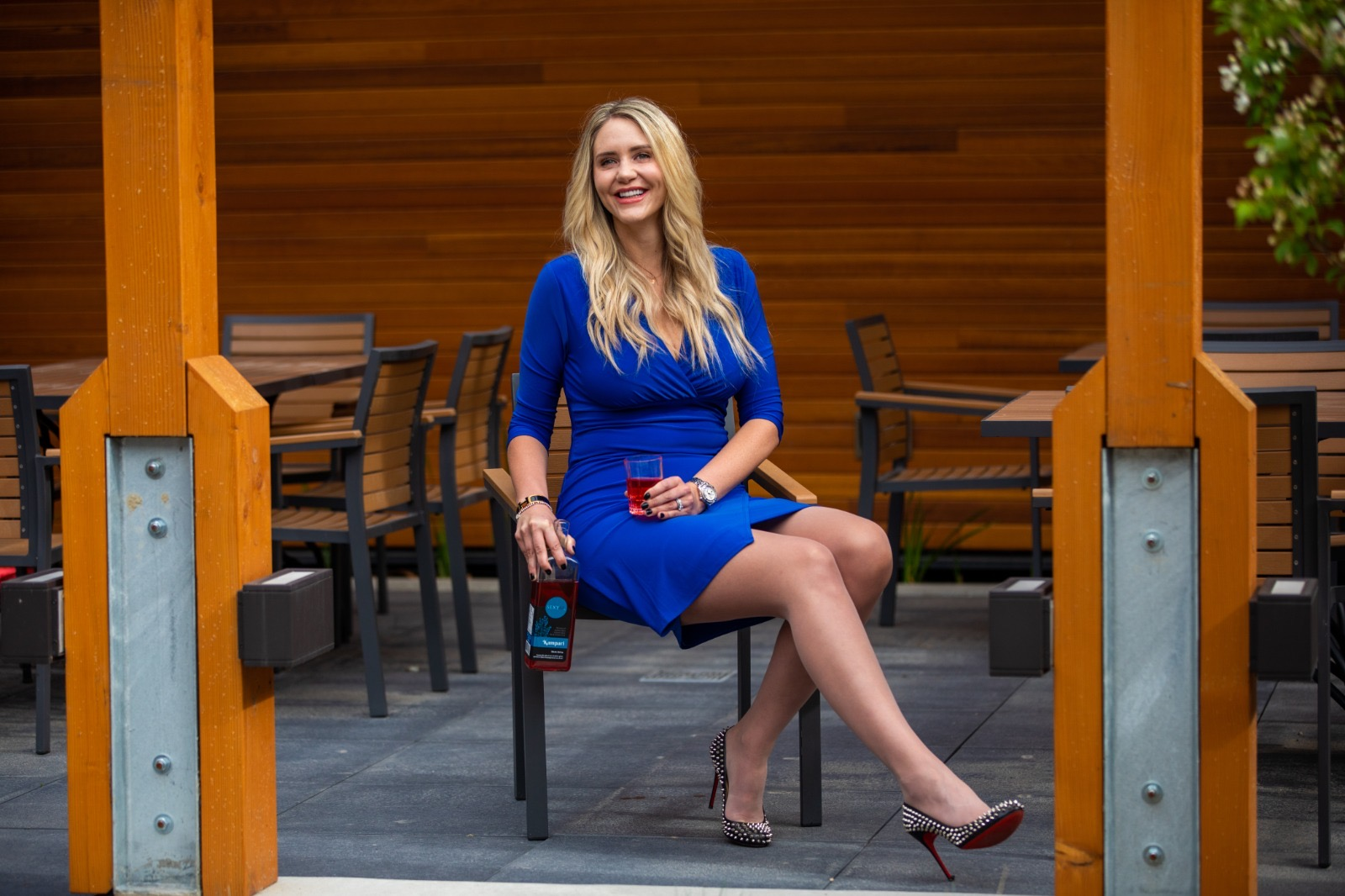 Jo-Anne Reynolds, Founder & CEO Sexy AF Spirits