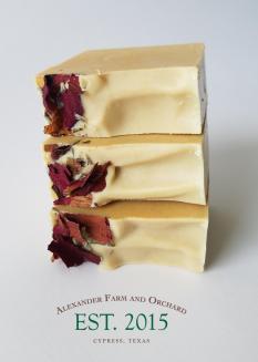 Alexander Farm Orchard Handmade Soap