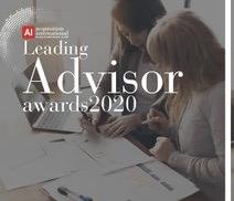 2020 Leading Advisor Award PAG Law