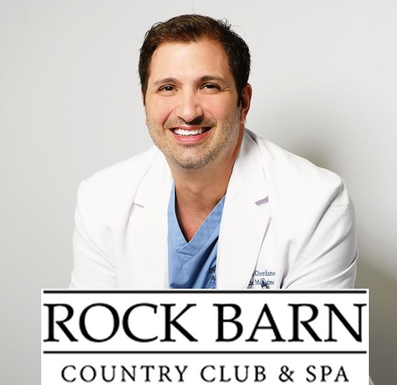 Dr Stephen Giordano At Rock Barn Spa