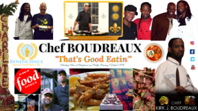 Beneficience Com Pr Welcomes Chef Kirk Boudreaux