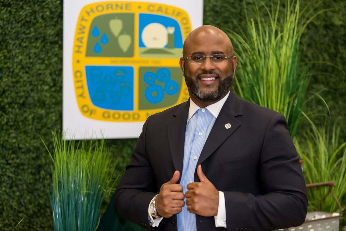 L. David Patterson for Hawthorne City Council
