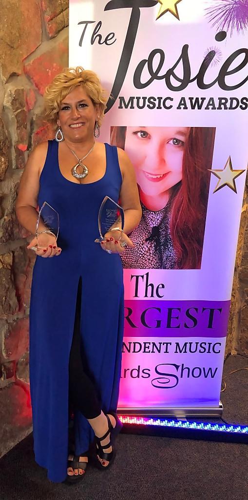 Nicki Kris - 6th Annual Josie Music Awards 2020