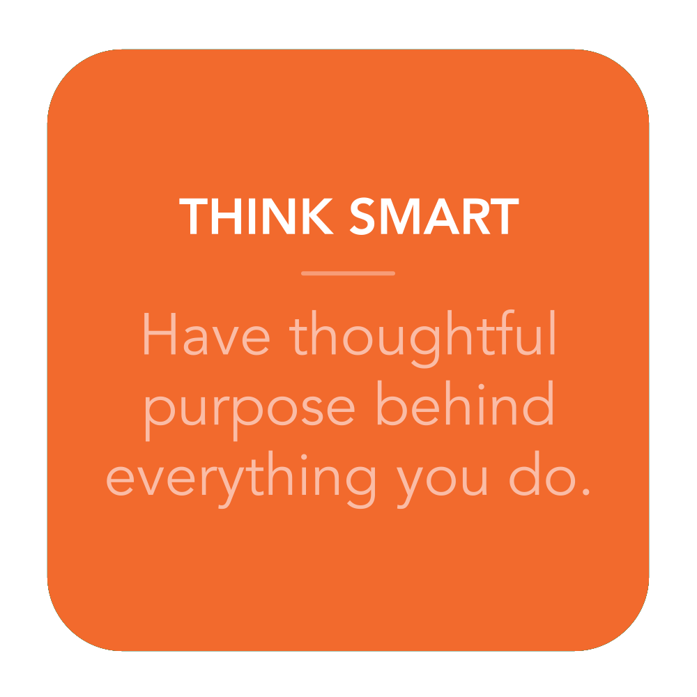 Think Smart.