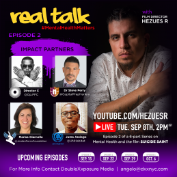 Hezues R and guests on Real Talk