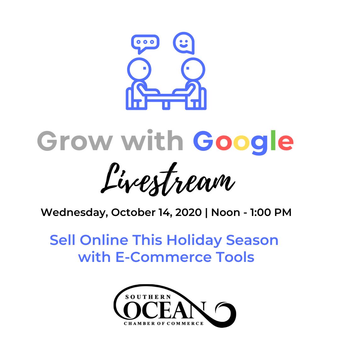 2020 Google Livestream October 14