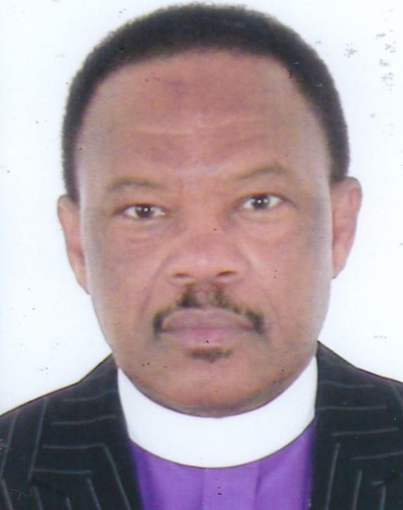 Presiding Bishop Dr Mark H Sandilands