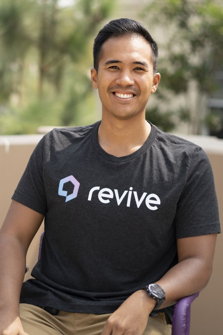 Jon Salas, Director of Sales at Revive