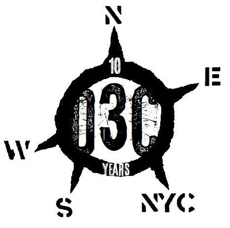 D3C Ten Year Anniversary logo
