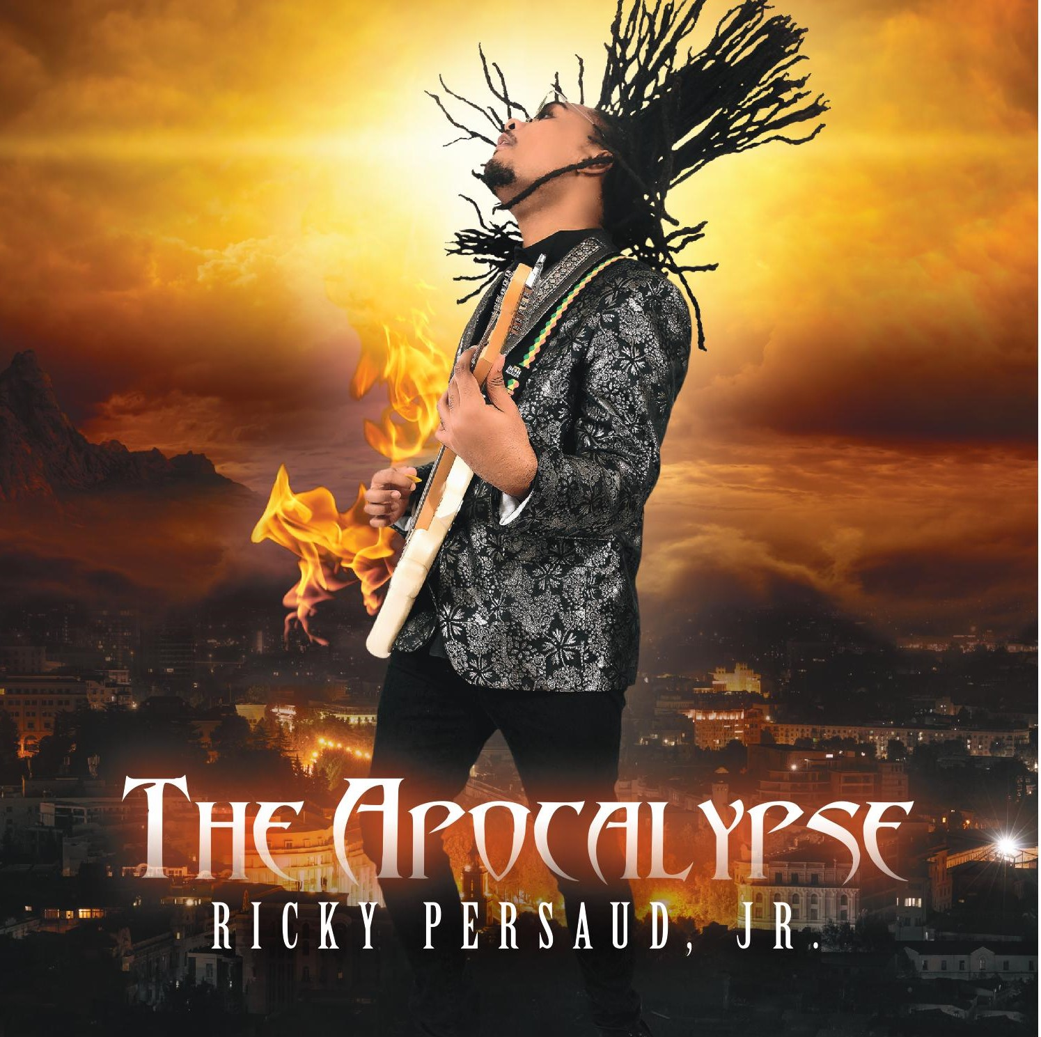 Ricky Persaud, Jr.