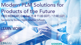 CIMdata webinar on Modern PLM Solutions