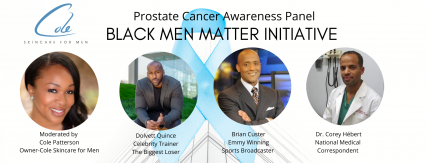 Prostate Cancer Awareness Health Panel
