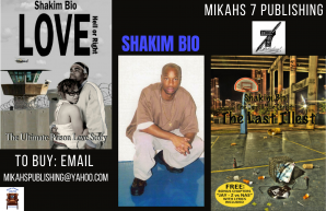 Books by Shakim Bio