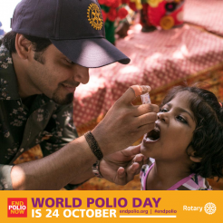 World Polio Day is October 24th!