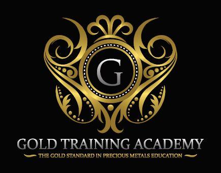 Digital Version Gold Training Academy Logo