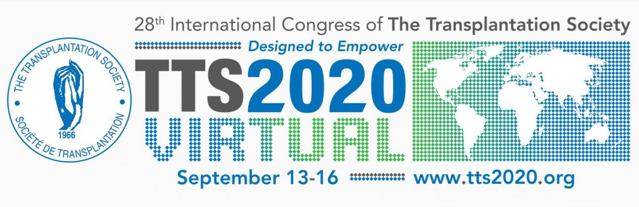TTS opened its virtual congress Sept. 13.