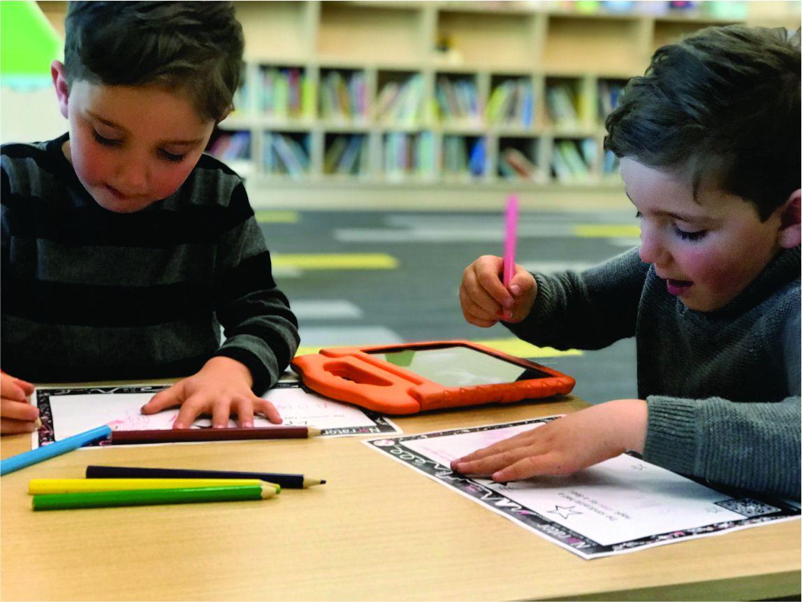 Engage children to write