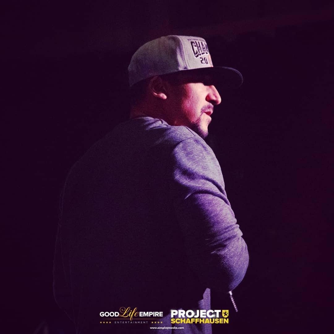 Rapper Njizzle