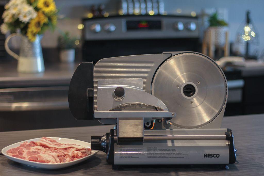 Nesco Electric Food Slicer