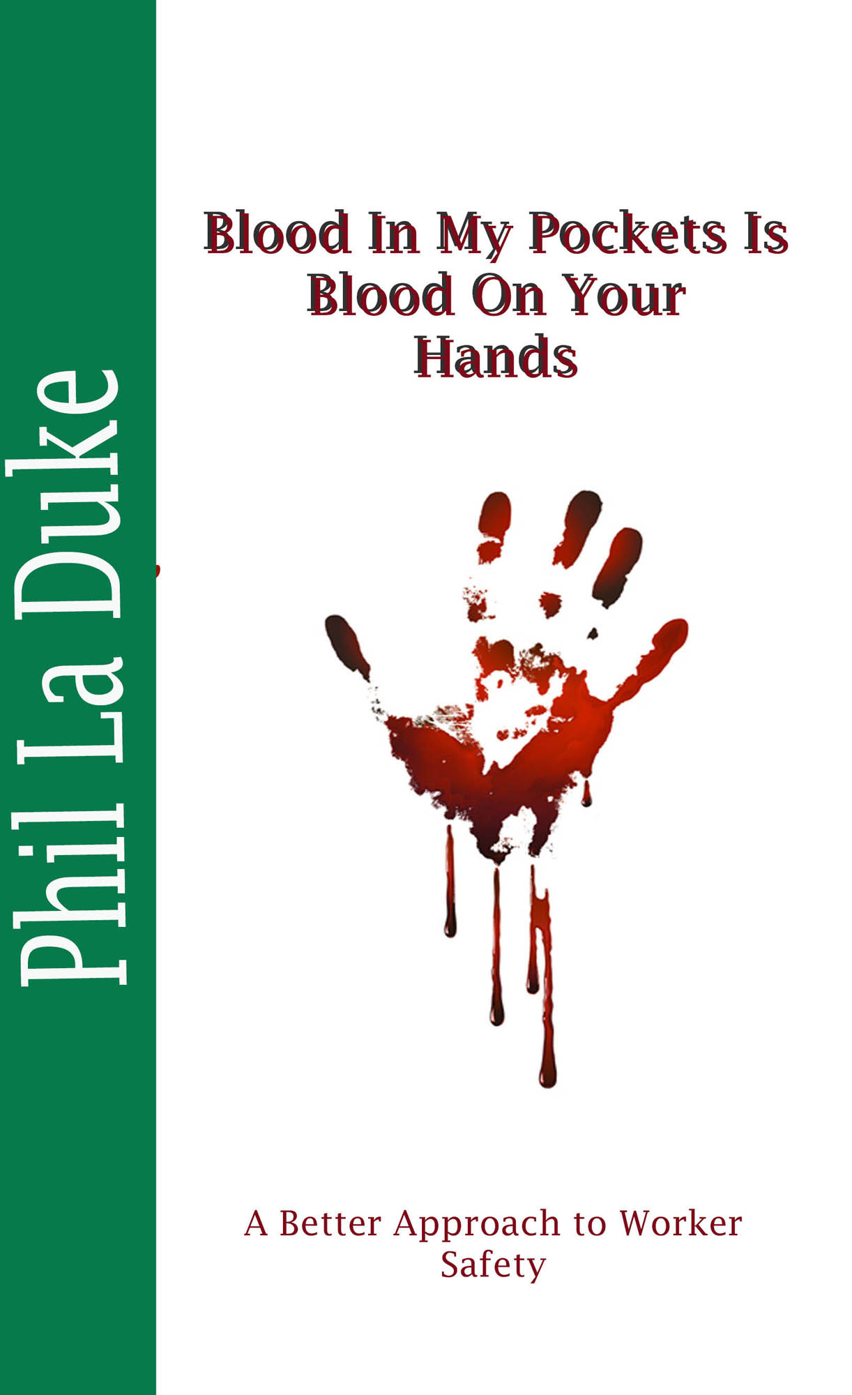 Blood On Hands Cover 2