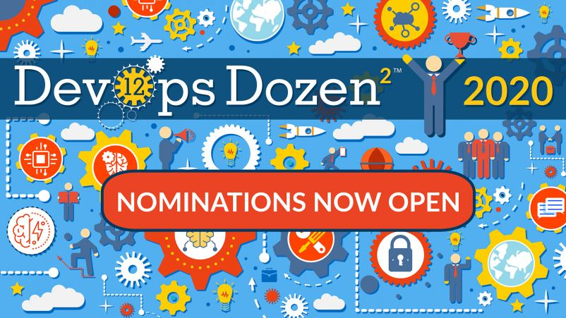 Devopsdozen2020 Nominationsnowopen 1920x1080