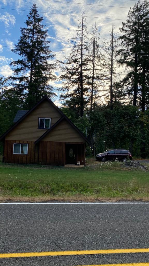 Oregon House We Fled