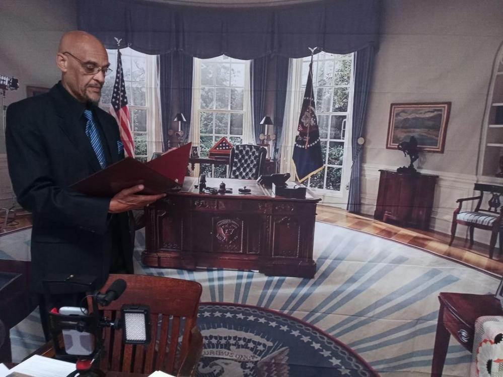Live From The Oval Office 2