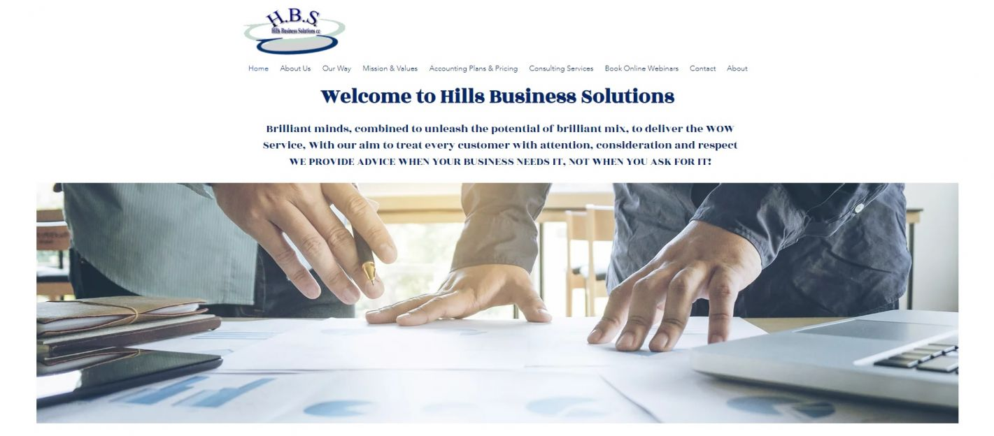 Hills Business Solutions