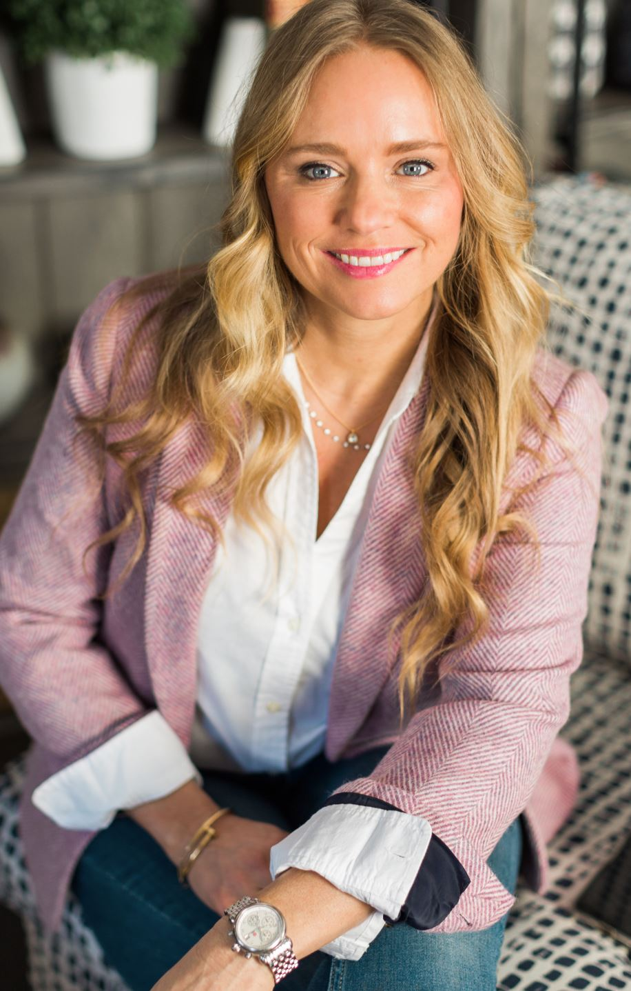Tamara Day - host of Bargain Mansions on HGTV