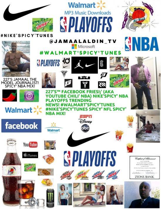 227's YouTube Chili' TikTok China #NIKE'Spicy' NBA