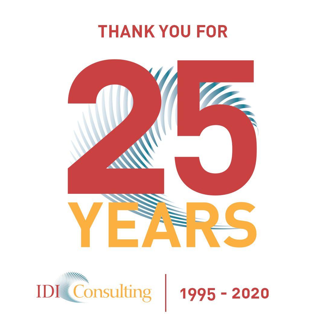 3 18 25 Year Anniversary