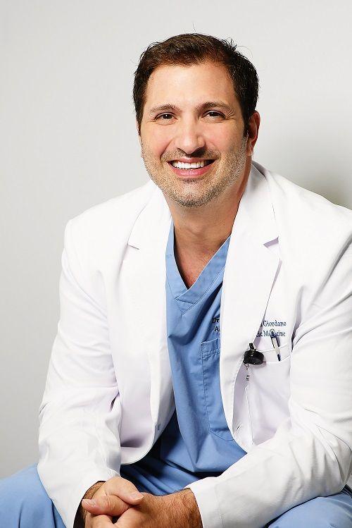 Dr Stephen Giordano -now has the Motus Laser