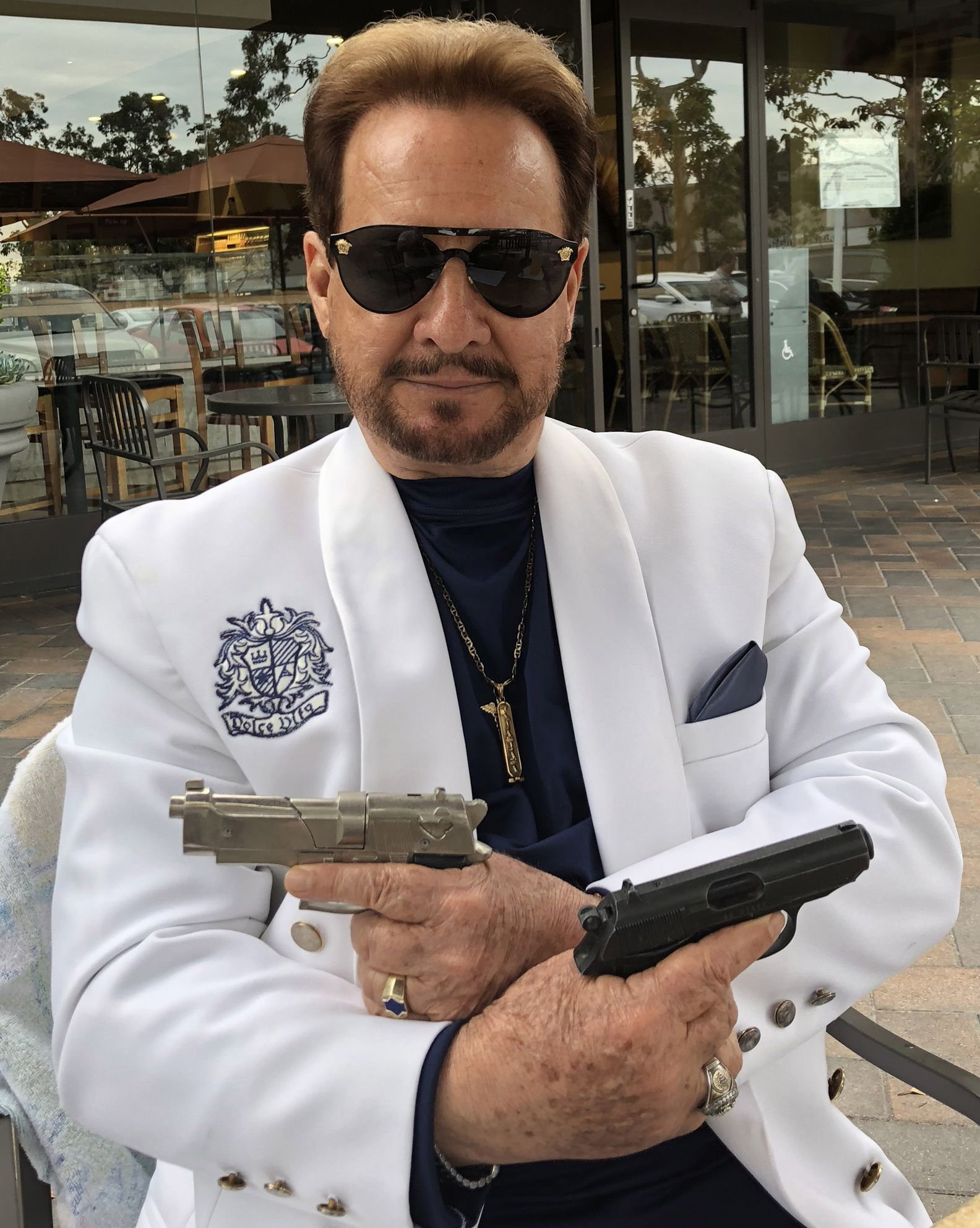 Dr. Julio Antonio del Marmol