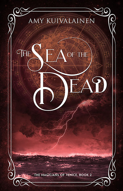 The Sea of the Dead by Amy Kuivalainen