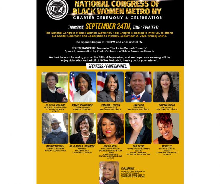 National Congress of Black Women Metro New York