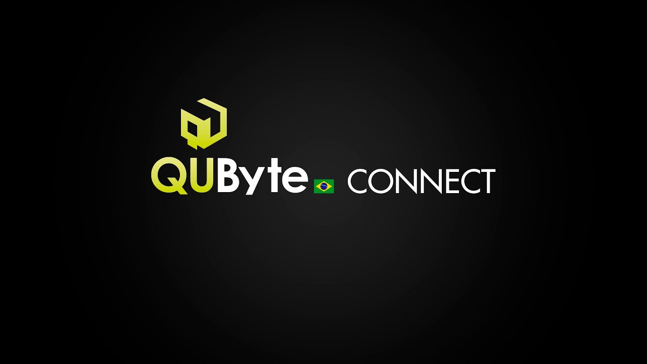 Qubyte Connect Logo