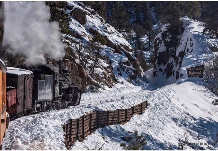 The D&SNGRR's Cascade Canyon trips begin Nov. 20.